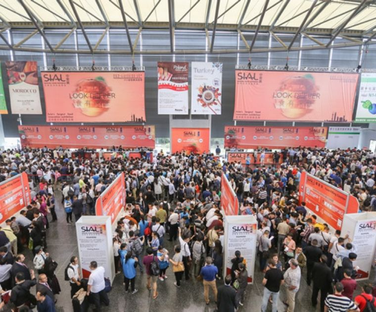 sial china 2018 Market Access