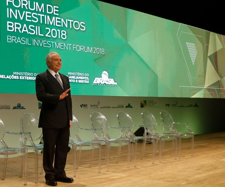 forum investimentos brasil - fib - Market Access