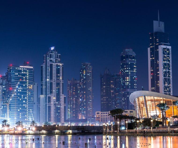 emirados arabes unidos Market Access