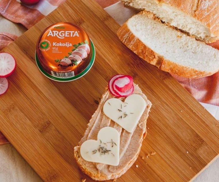 argeta paté Market Access