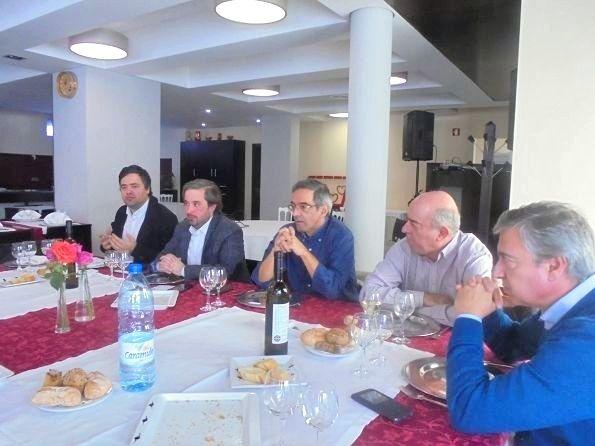 Almoco Debate Internacionalização AECA Market Access