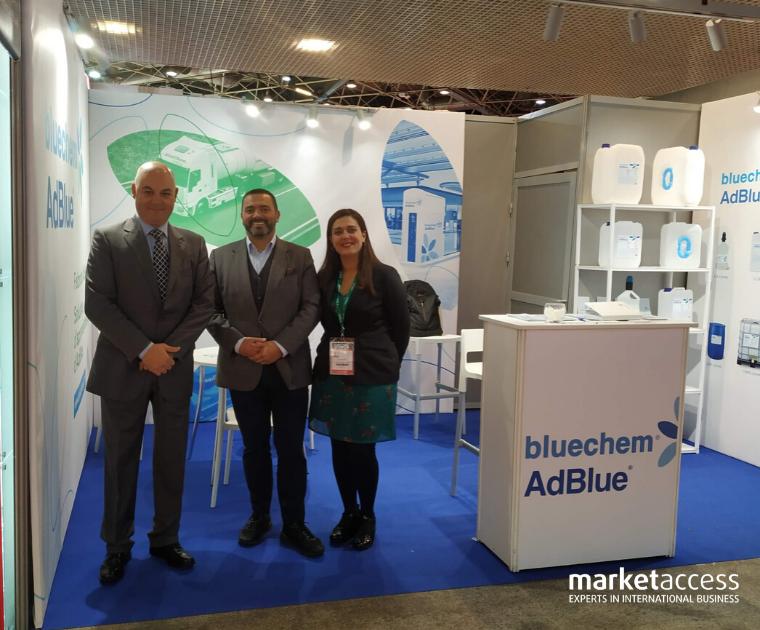Bluechem Adblue Market Access