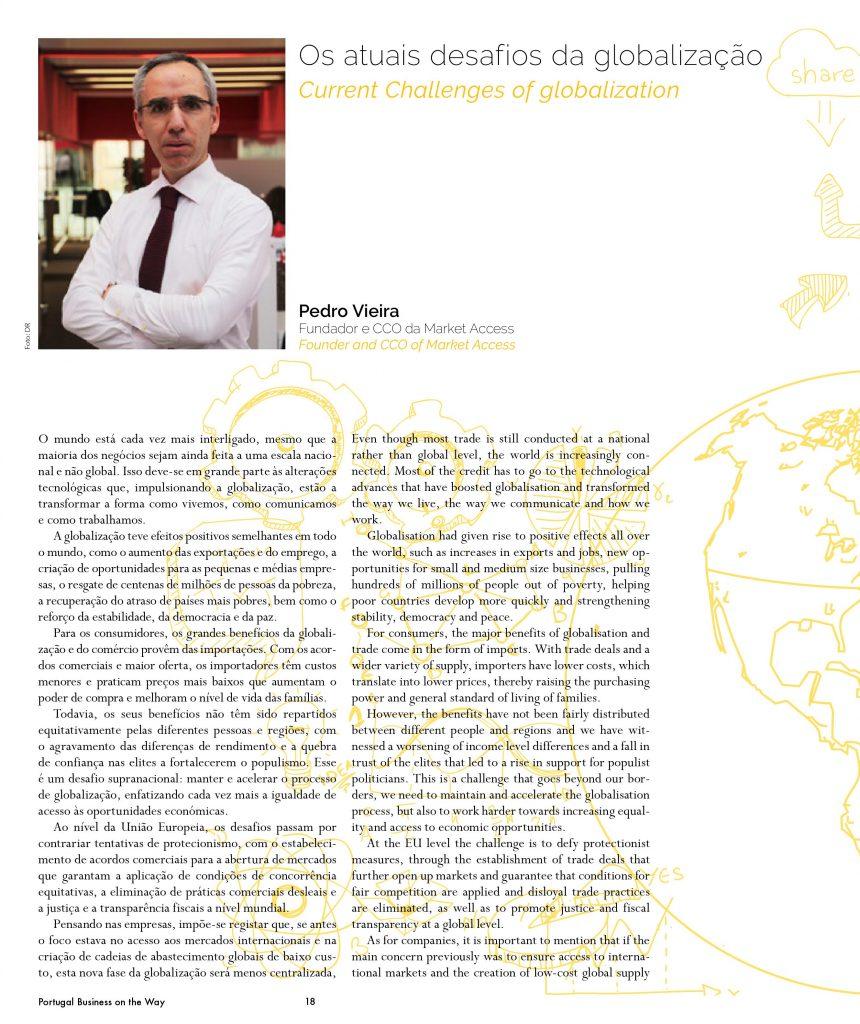 Desafios da Globalização, Market Access