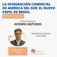oportunidades negócio internacional brasil market access
