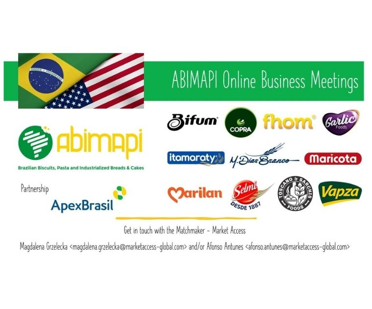 ABIMAPI, missão virtual, EUA, Brasil