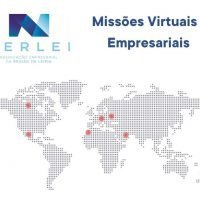 NERLEI, missões empresariais, missões virtuais, expansão internacional