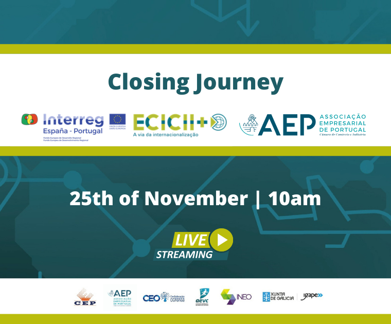 AEP promotes the Closing Journey of ECICII + Project