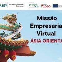 Missão Virtual Asia Oriental AEP Market Access