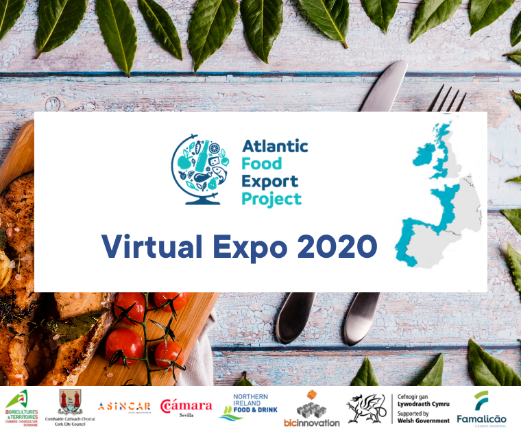 Virtual Expo 2020 – Atlantic Food Export Market Access