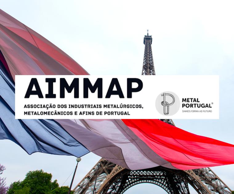 AIMMAP: 9 empresas participam em missão virtual a França Market Access