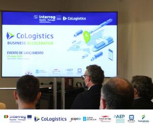 Sessão de lançamento CoLogistics Business Accelerator