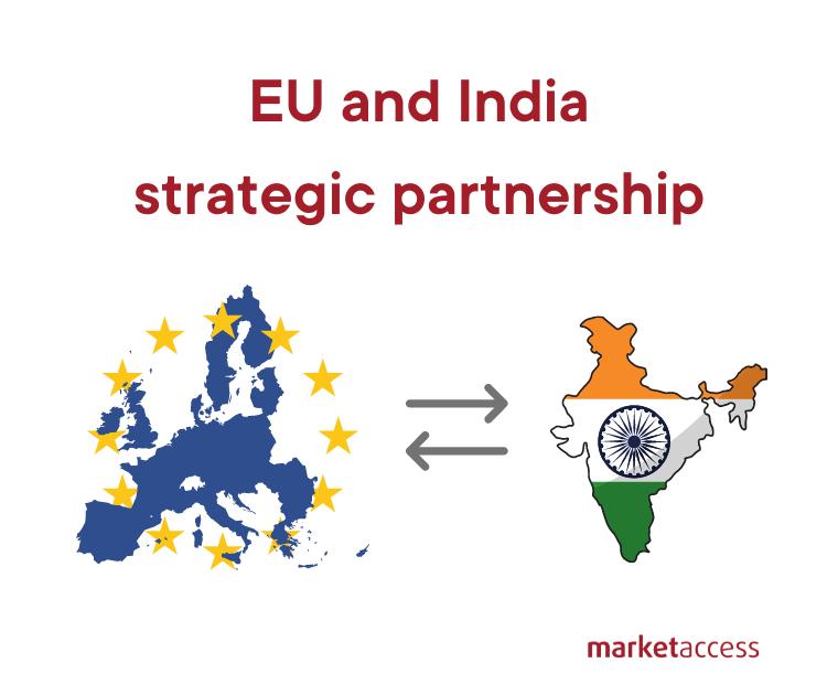 EU-India strategic partnership