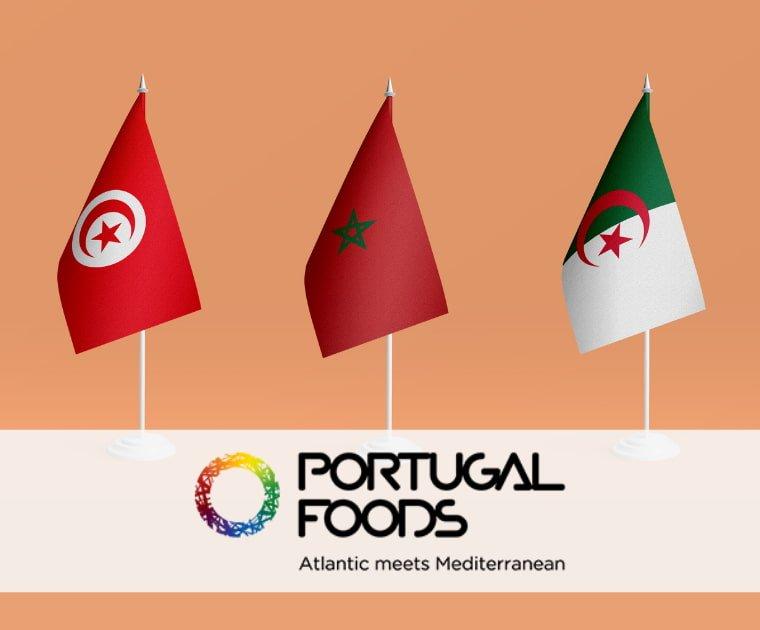 Estudo de Mercado, Magrebe, Portugal Foods, Market Access