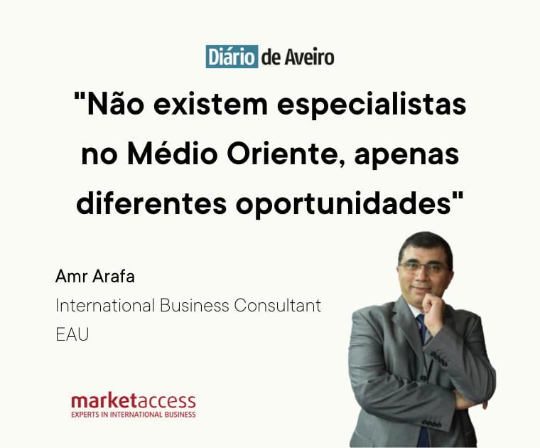 EAU, oportunidades negócio, Market Access